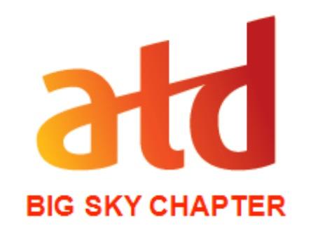ATD Big Sky Chapter
