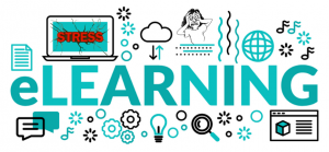 eLearning Stress designing online courses